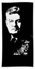 General Curtis Lemay Bath Towel