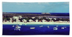 Bath Towel featuring the photograph Grand Turk by Gary Wonning