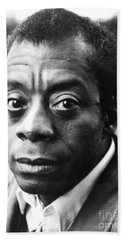 James Baldwin Hand Towel