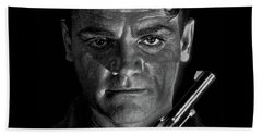 James Cagney Bath Towel