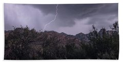 Lightning Hand Towel