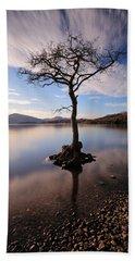 Loch Lomond Tree Hand Towel