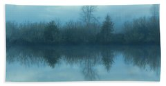 Reflections Bath Towel by Cathy Anderson
