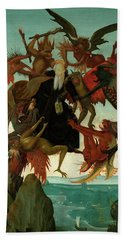 The Torment Of Saint Anthony Hand Towel
