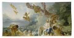 The Triumph Of Venus Hand Towel