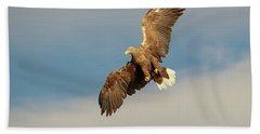 White-tailed Eagle Bath Towel