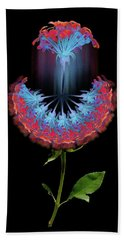 Bath Towel featuring the photograph 4389 by Peter Holme III