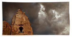 Bath Towel featuring the photograph 4398 by Peter Holme III