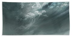 Hand Towel featuring the photograph 4399 by Peter Holme III