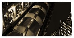 Lloyd's Building London  Hand Towel