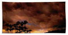 Hand Towel featuring the photograph 4401 by Peter Holme III