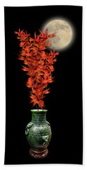 Hand Towel featuring the photograph 4406 by Peter Holme III