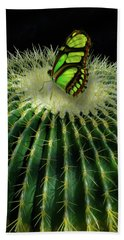 Hand Towel featuring the photograph 4409 by Peter Holme III