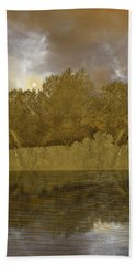 Hand Towel featuring the photograph 4411 by Peter Holme III