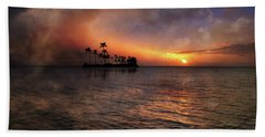 Hand Towel featuring the photograph 4419 by Peter Holme III