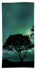 Hand Towel featuring the photograph 4420 by Peter Holme III