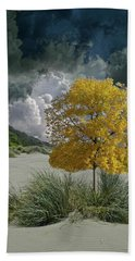 Bath Towel featuring the photograph 4422 by Peter Holme III