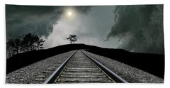 4435 Hand Towel by Peter Holme III