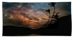 Hand Towel featuring the photograph 4448 by Peter Holme III