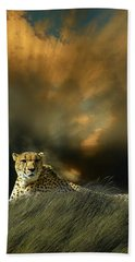 Hand Towel featuring the photograph 4452 by Peter Holme III