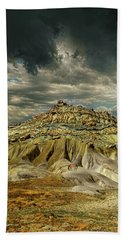 Bath Towel featuring the photograph 4453 by Peter Holme III