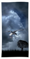 Hand Towel featuring the photograph 4472 by Peter Holme III