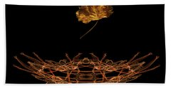Bath Towel featuring the photograph 4473 by Peter Holme III