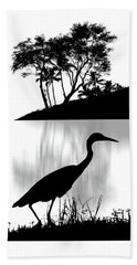 Bath Towel featuring the photograph 4474 by Peter Holme III