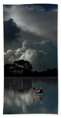 Bath Towel featuring the photograph 4477 by Peter Holme III