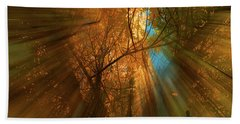 Bath Towel featuring the photograph 4478 by Peter Holme III