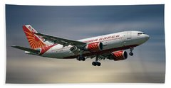 Air India Cargo Airbus A310-304 Bath Towel