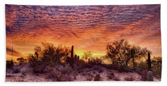 Arizona Sunrise Bath Towel