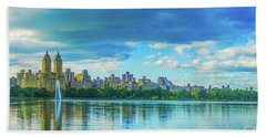 Central Park Bath Towel