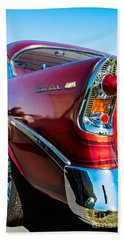56 Chevy Bel Air Bath Towel
