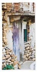 Derelict House Hand Towel