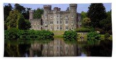 Johnstown Castle, Co Wexford, Ireland Hand Towel