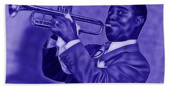 Louis Armstrong Collection Hand Towel