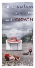 Memories Bath Towel