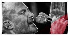 Phil Collins Collection Hand Towel