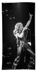 Ronnie James Dio Bath Towel