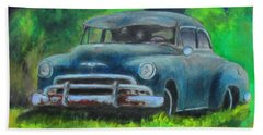 50 Chevy Hand Towel
