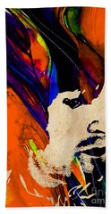 Eric Clapton Collection Hand Towel
