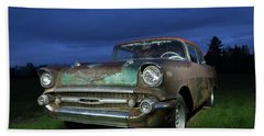 57' Chevrolet Hand Towel