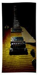 59 Reissue Guitar Spotlight Series Bath Towel