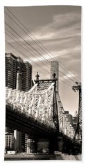 59th Street Bridge No. 4-1 Bath Towel