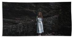 Bath Towel featuring the photograph Aretusa by Traven Milovich