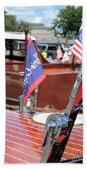 Chris Craft Runabout Hand Towel
