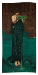 Circe Invidiosa Bath Towel