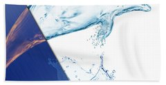 Dolphin Collection Hand Towel