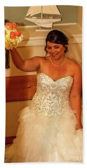 Faulkner Wedding Hand Towel